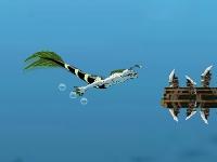 Флеш игра Бен 10: Водный мир