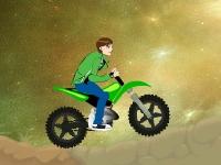 Флеш игра Бен 10: Звездная гонка