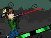 Флеш игра Бен 10: экстремальная стрельба