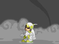Флеш игра Бен 10 и реактивный ранец