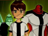 Флеш игра Бен 10 инопланетная сила: Пазл