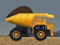 Флеш игра Бен 10 на грузовике