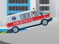 Флеш игра Бен 10 на скорой помощи