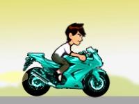Флеш игра Бен 10: побег от Сикс-Сикса