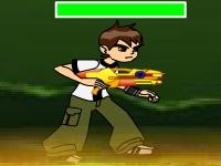 Флеш игра Бен 10 в тылу врага