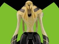 Флеш игра Бен Тен: Создай пришельца
