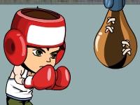 Флеш игра Бен Тен любит бокс