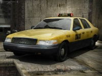 Флеш игра Бешеный таксист