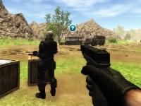 Флеш игра Бесшумный солдат 3D