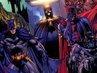 Флеш игра Бэтмен: Пазл с плитками