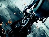 Флеш игра Бэтмен: Темная гонка