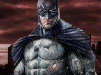 Флеш игра Бэтмен: Темная погоня