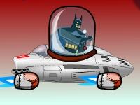 Флеш игра Бэтмен на Марсе