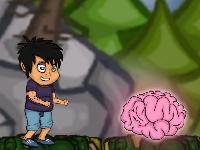 Флеш игра Безмозглые зомби