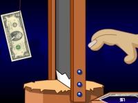 Флеш игра Безрукий миллионер