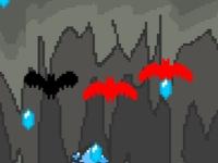 Флеш игра Безумие в пещере