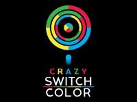Флеш игра Безумное переключение цвета