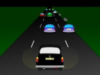 Флеш игра Безумное такси в Лондоне