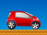 Флеш игра Безумное вождение автомобиля