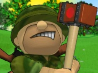 Флеш игра Безумные грибы 3
