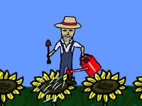 Флеш игра Безумный садовник