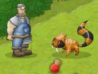 Флеш игра Безумный фермер