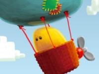 Флеш игра Билли на воздушном шаре