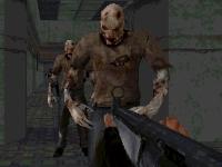 Флеш игра Био-зомби: Дополнительные уровни