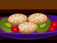 Флеш игра Бисквитное печенье