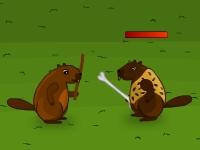 Флеш игра Битва бобров