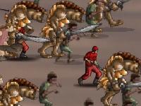 Флеш игра Битва героев 2