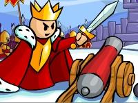 Флеш игра Битва королей