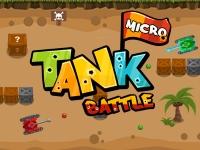 Флеш игра Битва маленьких танков