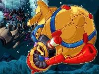 Флеш игра Битва на подводной лодке