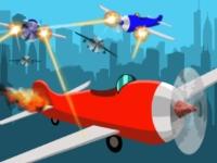 Флеш игра Битва на самолетах
