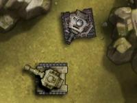 Флеш игра Битва на танках
