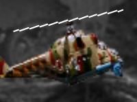 Флеш игра Битва на вертолете