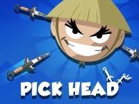 Флеш игра Битва с головой