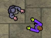 Флеш игра Битва с монстрами