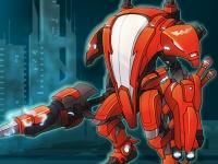 Флеш игра Битва супер роботов 3