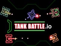 Флеш игра Битва танков (мультиплеер)