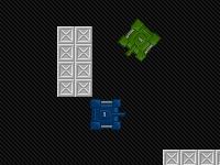Флеш игра Битва танков на арене