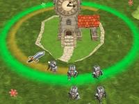 Флеш игра Битва замков