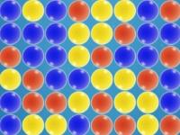 Флеш игра Блоки-пузыри
