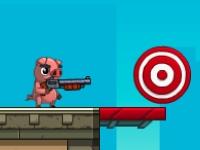 Флеш игра Боевая свинья