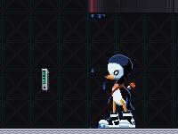 Флеш игра Боевой пингвин