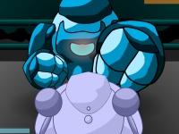 Флеш игра Бокс роботов 2