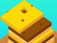 Флеш игра Большой бутерброд