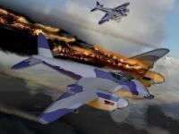 Флеш игра Бомбардировщик: Взорвать все