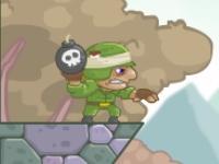 Флеш игра Бомбы для зомби